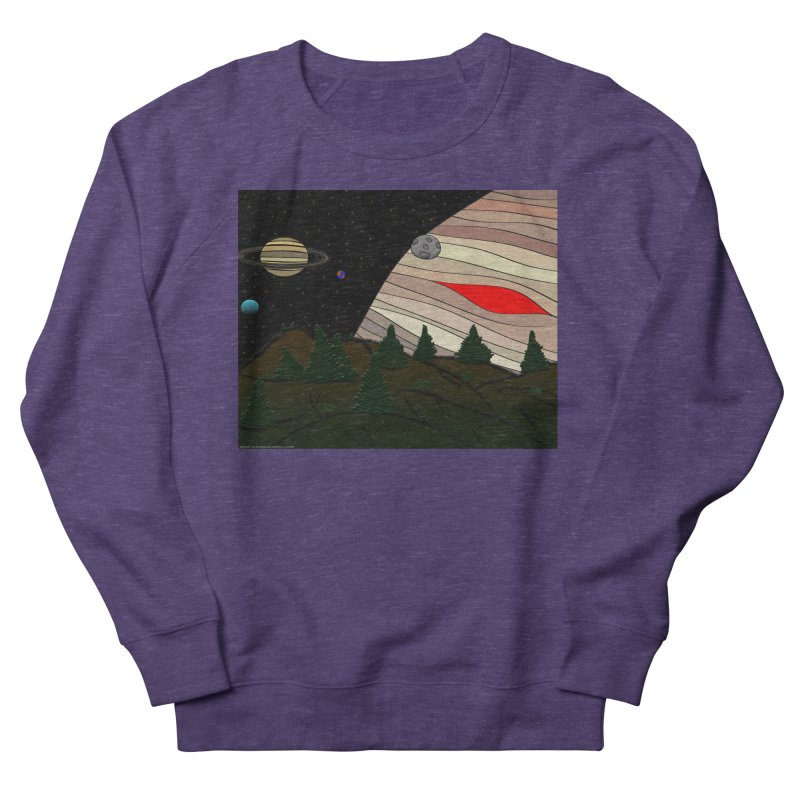 Was It All A Dream Women's French Terry Sweatshirt by Every Drop's An Idea's Artist Shop