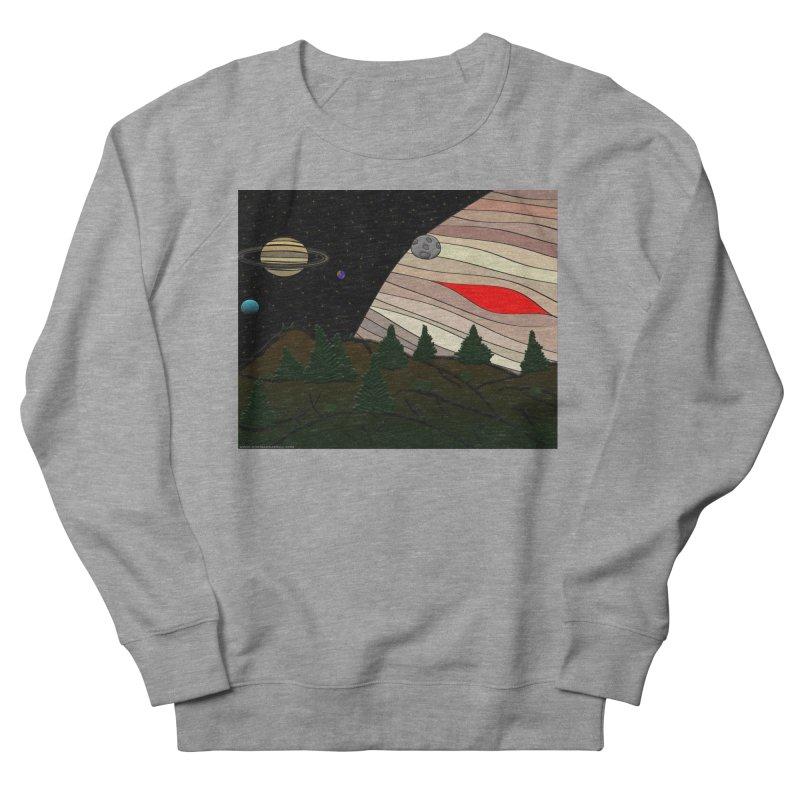 Was It All A Dream Women's French Terry Sweatshirt by Every Drop's An Idea's Artist Shop