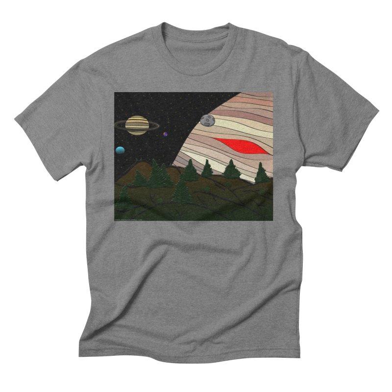 Was It All A Dream Men's Triblend T-Shirt by Every Drop's An Idea's Artist Shop