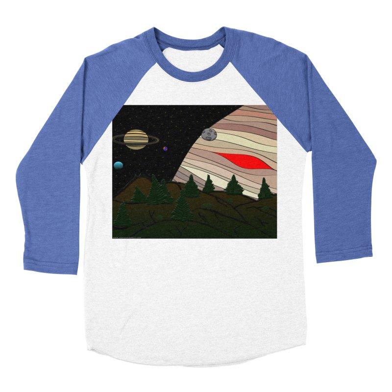 Was It All A Dream Women's Baseball Triblend Longsleeve T-Shirt by Every Drop's An Idea's Artist Shop