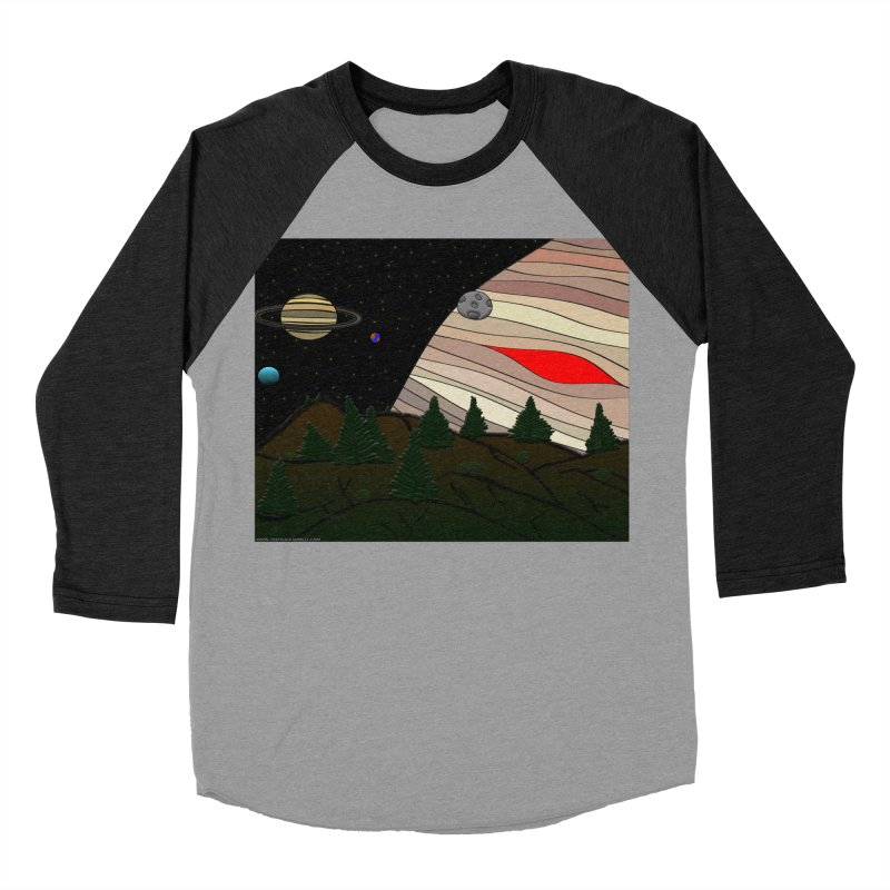 Was It All A Dream Women's Baseball Triblend Longsleeve T-Shirt by Every Drop's An Idea's Artist Shop