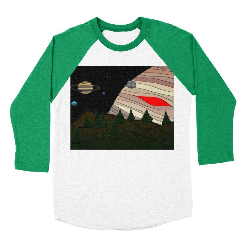 Was It All A Dream Men's Baseball Triblend Longsleeve T-Shirt by Every Drop's An Idea's Artist Shop