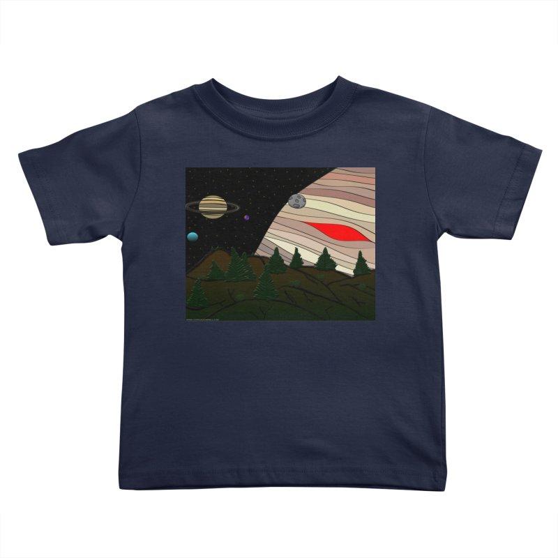 Was It All A Dream Kids Toddler T-Shirt by Every Drop's An Idea's Artist Shop