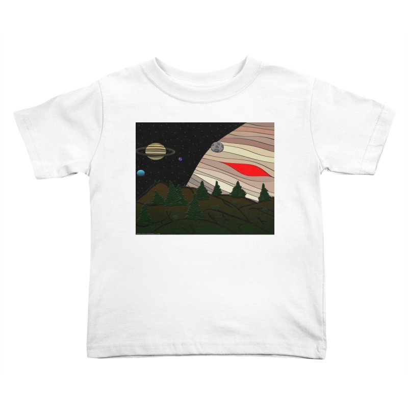 Was It All A Dream Kids Toddler T-Shirt by Every Drop's An Idea's Artist Shop