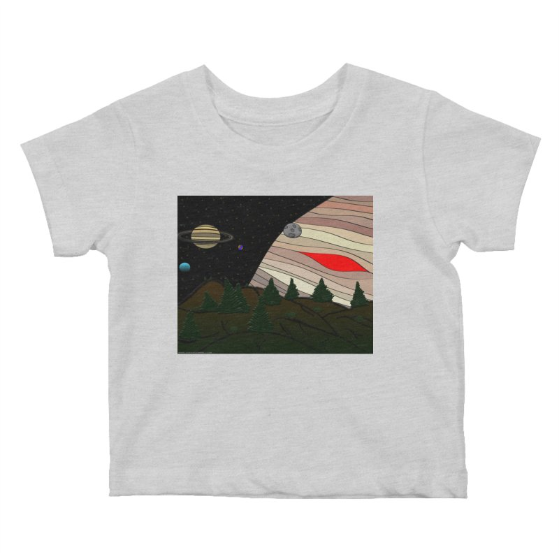 Was It All A Dream Kids Baby T-Shirt by Every Drop's An Idea's Artist Shop