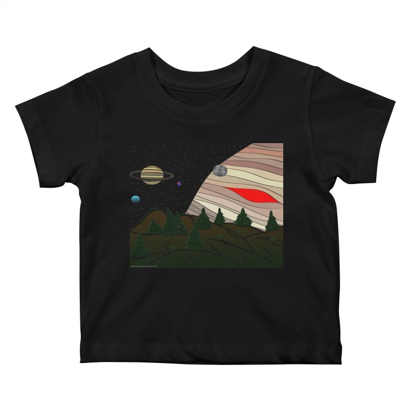 Was It All A Dream Kids Baby T-Shirt by Every Drop's An Idea's Artist Shop