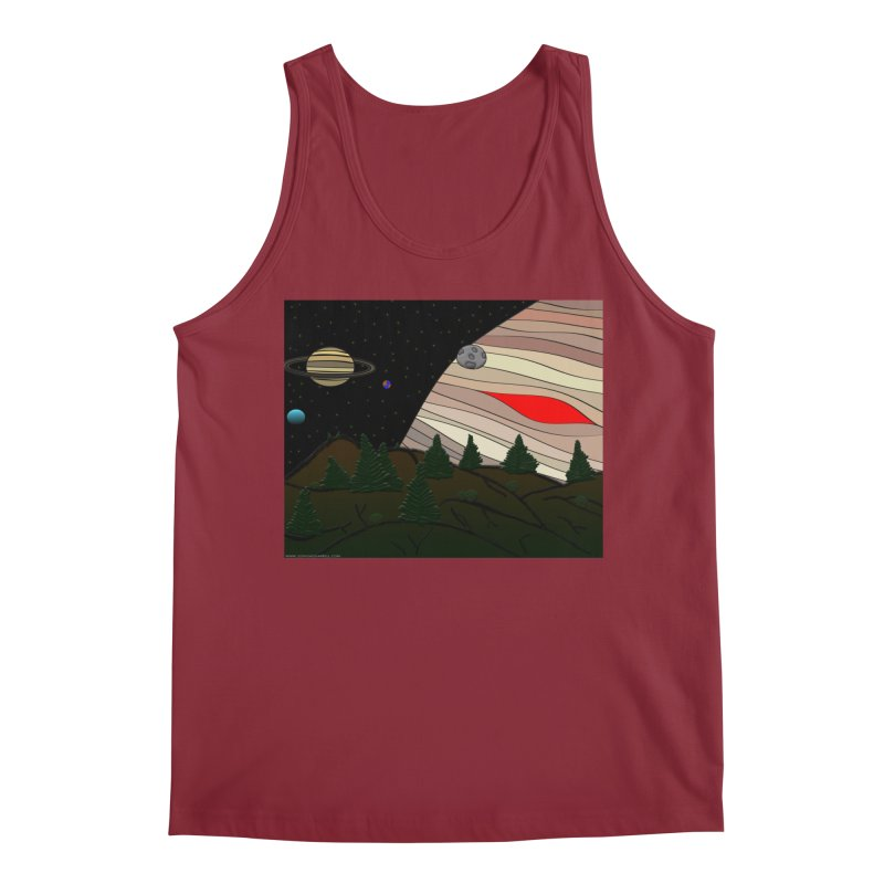 Was It All A Dream Men's Tank by Every Drop's An Idea's Artist Shop