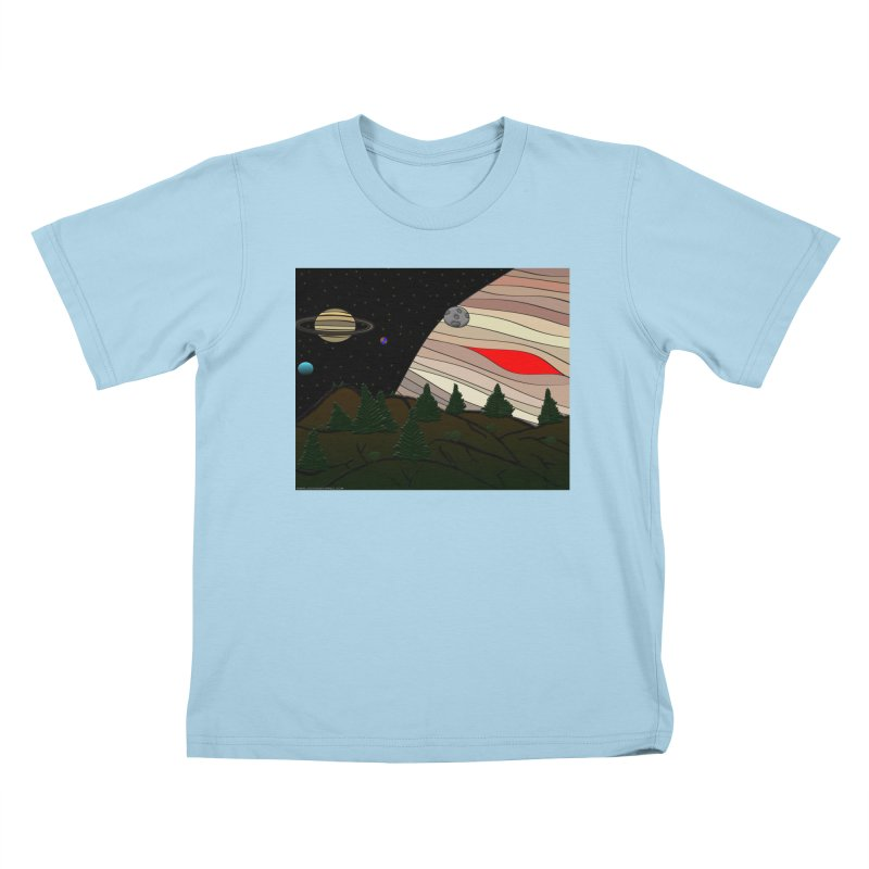 Was It All A Dream Kids T-Shirt by Every Drop's An Idea's Artist Shop