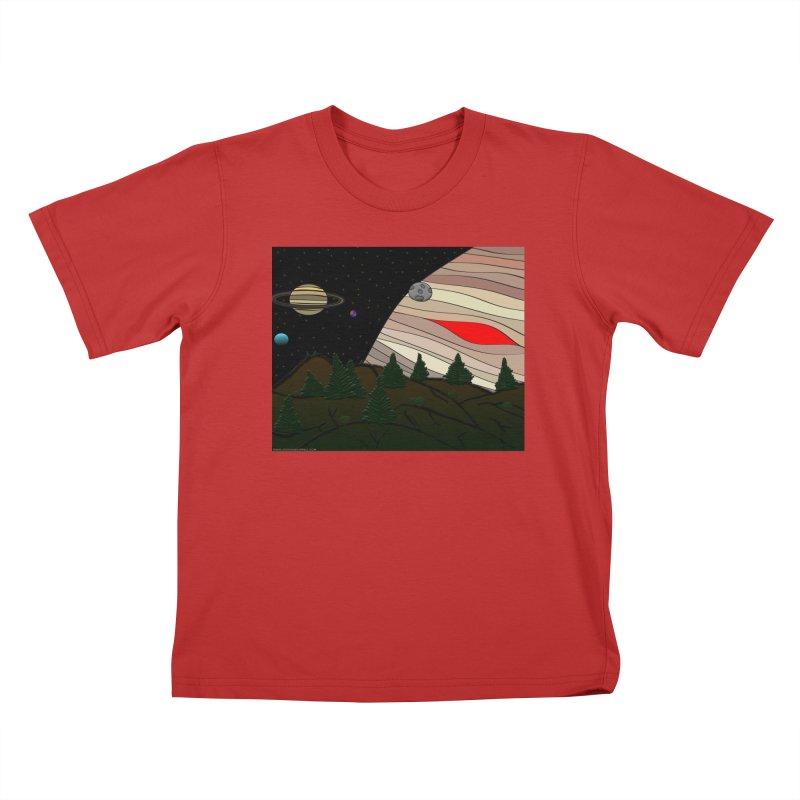 Was It All A Dream Kids T-Shirt by Every Drop's An Idea's Artist Shop