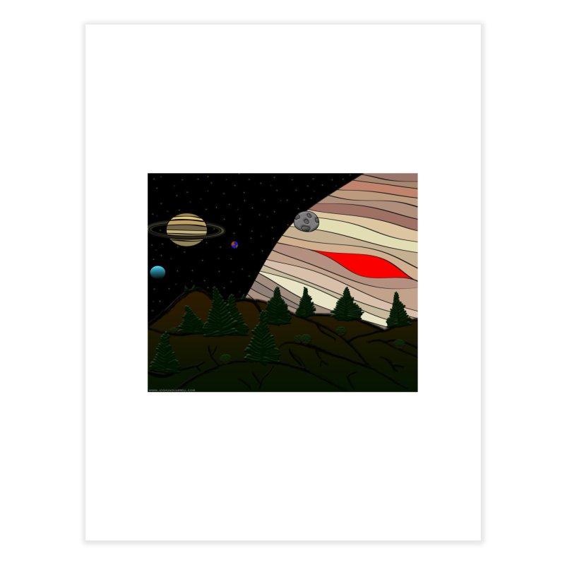 Was It All A Dream Home Fine Art Print by Every Drop's An Idea's Artist Shop