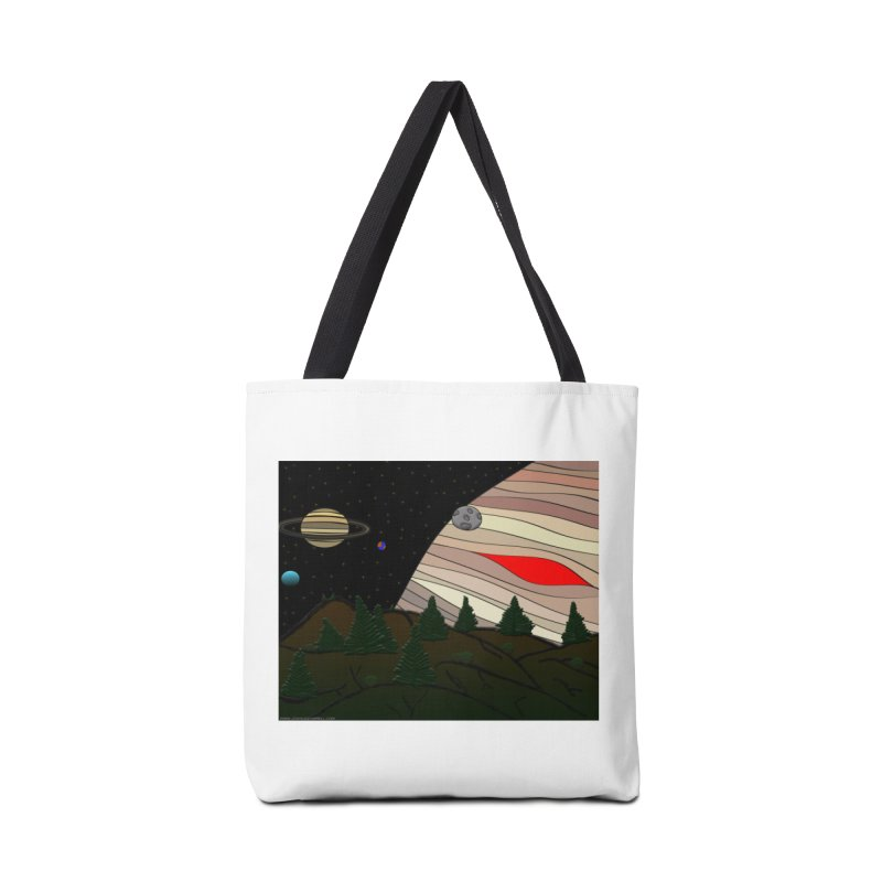 Was It All A Dream Accessories Tote Bag Bag by Every Drop's An Idea's Artist Shop