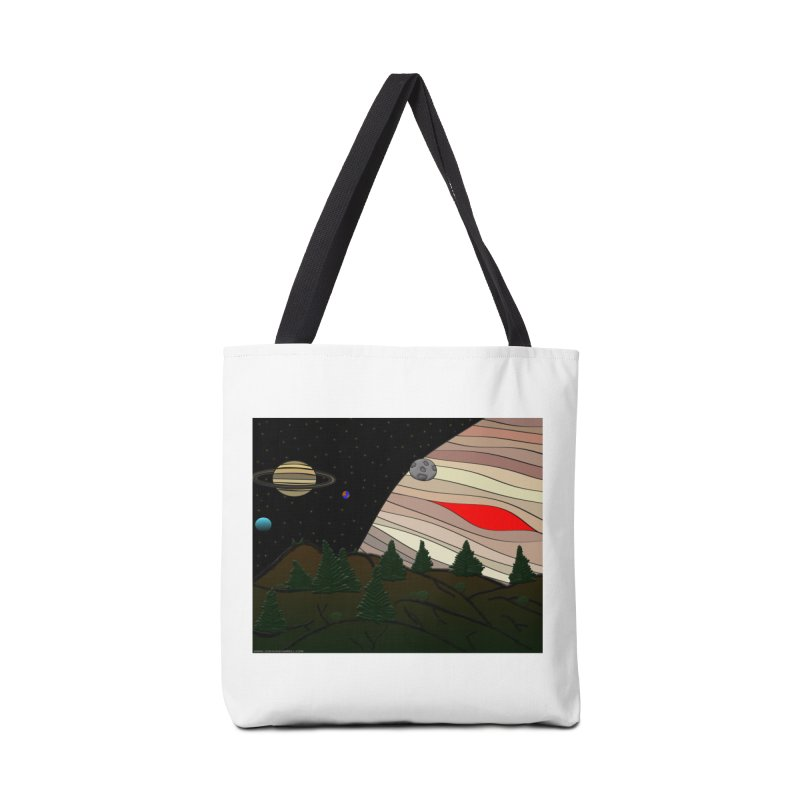 Was It All A Dream Accessories Bag by Every Drop's An Idea's Artist Shop