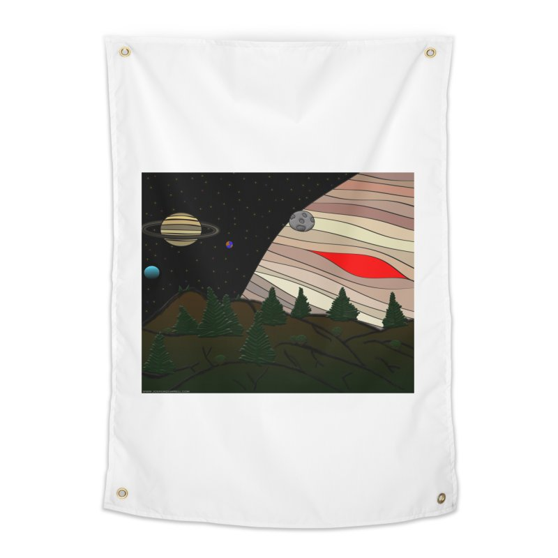 Was It All A Dream Home Tapestry by Every Drop's An Idea's Artist Shop