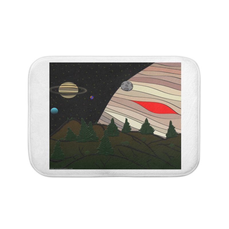 Was It All A Dream Home Bath Mat by Every Drop's An Idea's Artist Shop