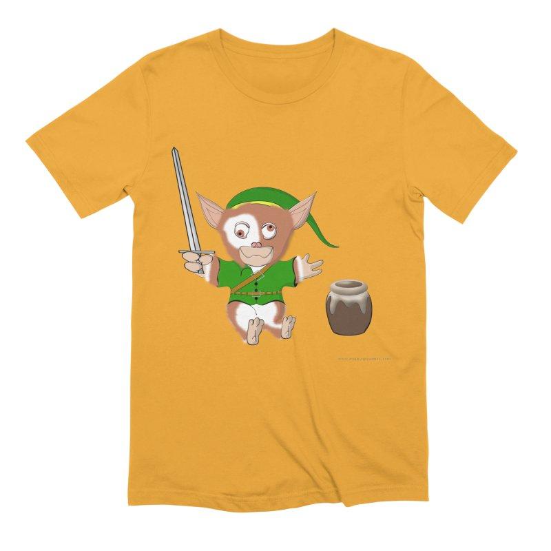 Gremlink Men's Extra Soft T-Shirt by Every Drop's An Idea's Artist Shop