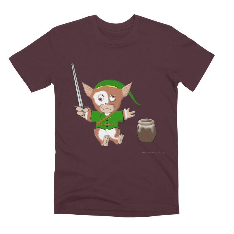 Gremlink Men's Premium T-Shirt by Every Drop's An Idea's Artist Shop