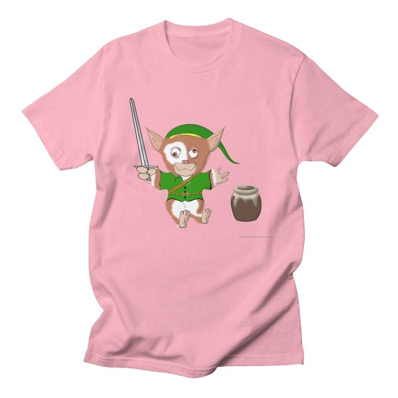 Gremlink Women's Regular Unisex T-Shirt by Every Drop's An Idea's Artist Shop