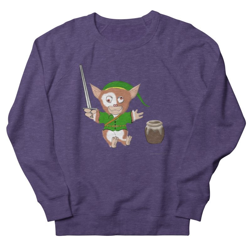 Gremlink Women's French Terry Sweatshirt by Every Drop's An Idea's Artist Shop