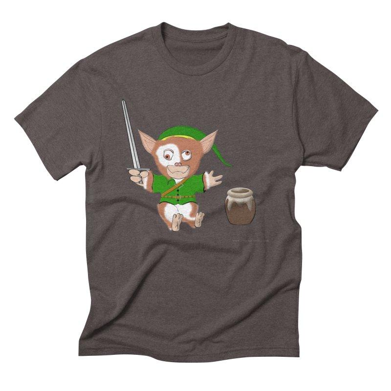 Gremlink Men's Triblend T-Shirt by Every Drop's An Idea's Artist Shop