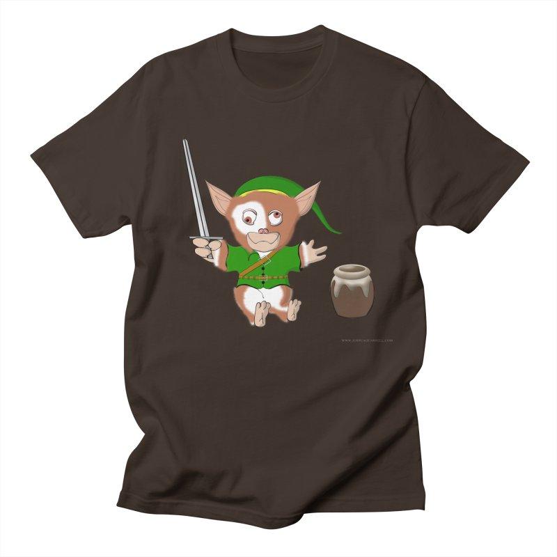 Gremlink Men's Regular T-Shirt by Every Drop's An Idea's Artist Shop