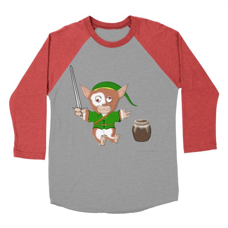 Gremlink Women's Baseball Triblend Longsleeve T-Shirt by Every Drop's An Idea's Artist Shop