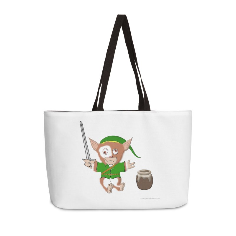 Gremlink Accessories Weekender Bag Bag by Every Drop's An Idea's Artist Shop