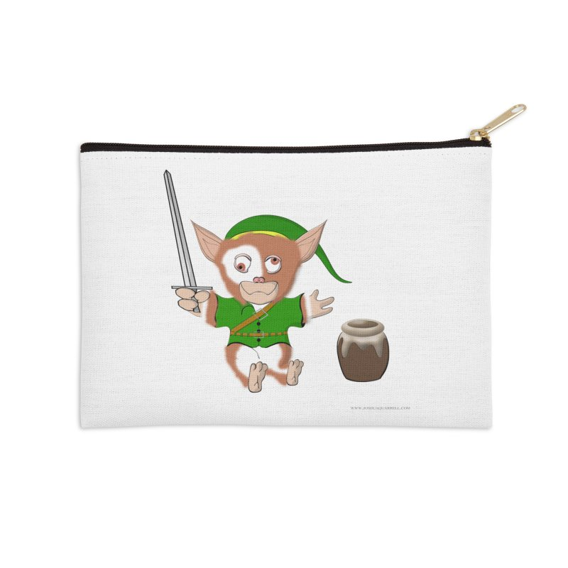 Gremlink Accessories Zip Pouch by Every Drop's An Idea's Artist Shop