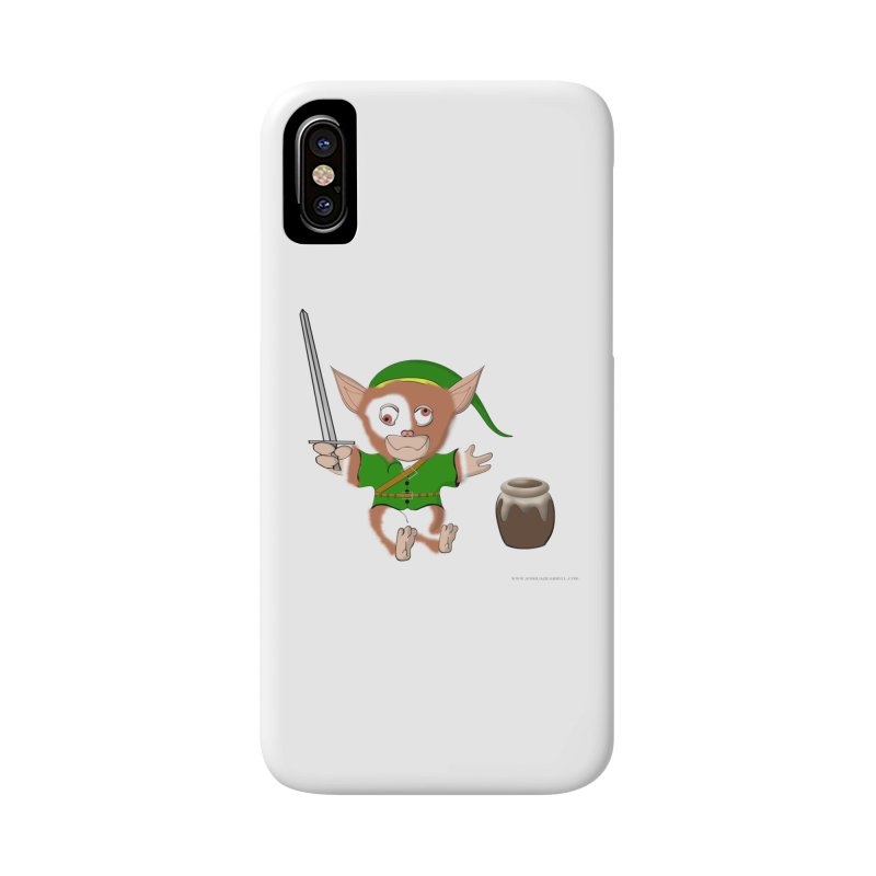 Gremlink Accessories Phone Case by Every Drop's An Idea's Artist Shop
