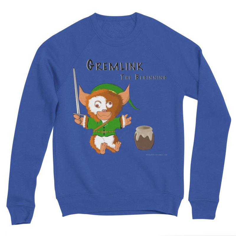 Gremlink Men's Sweatshirt by Every Drop's An Idea's Artist Shop