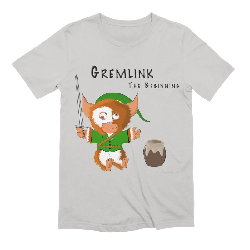 Gremlink Men's T-Shirt by Every Drop's An Idea's Artist Shop