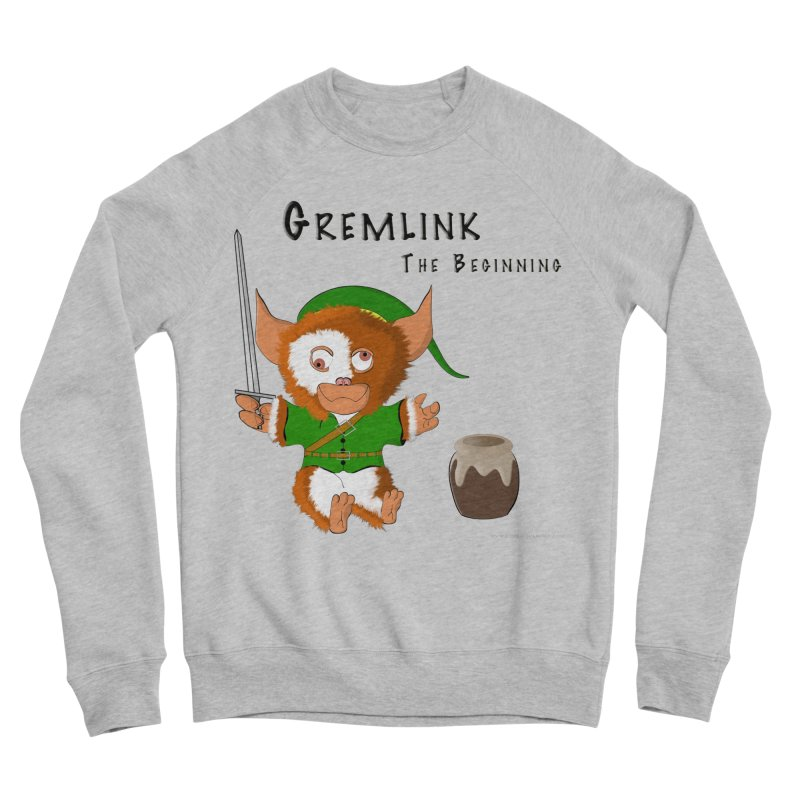 Gremlink Men's Sweatshirt by Every Drop's An Idea's Artist Shop