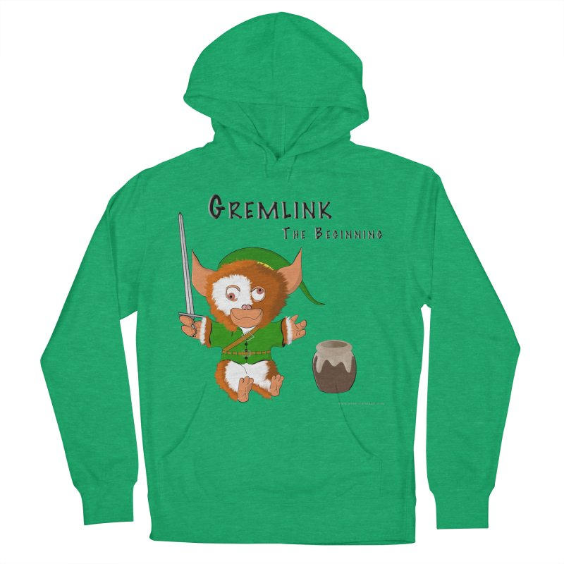 Gremlink Women's Pullover Hoody by Every Drop's An Idea's Artist Shop