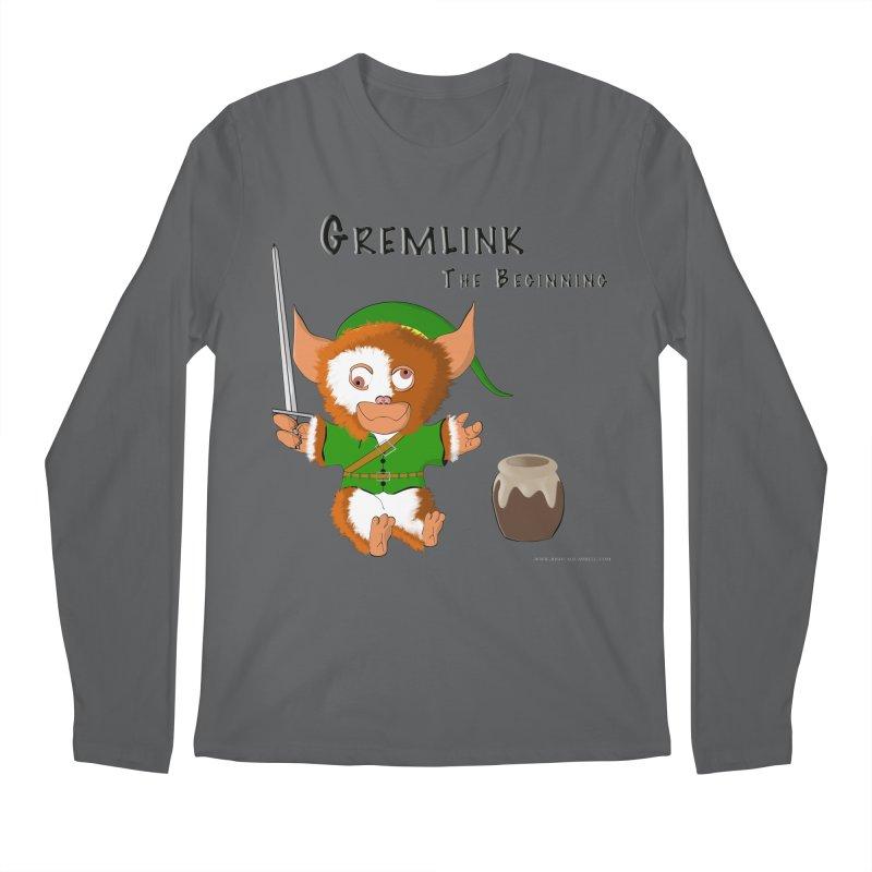 Gremlink Men's Longsleeve T-Shirt by Every Drop's An Idea's Artist Shop
