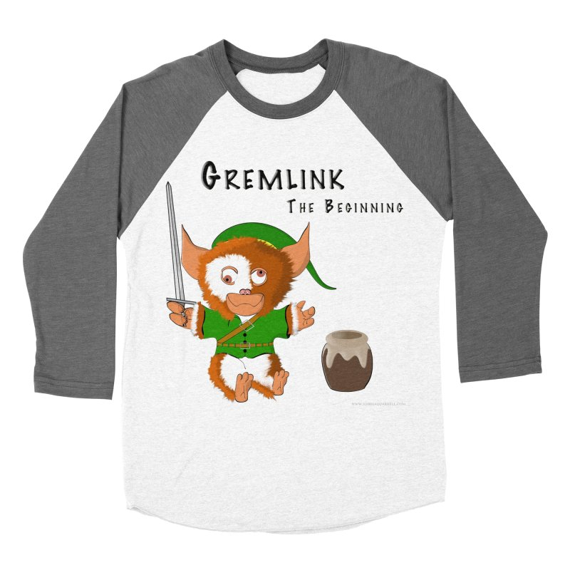 Gremlink Women's Longsleeve T-Shirt by Every Drop's An Idea's Artist Shop