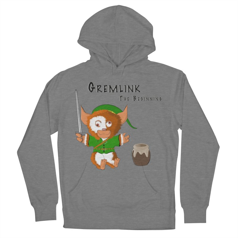 Gremlink Men's Pullover Hoody by Every Drop's An Idea's Artist Shop