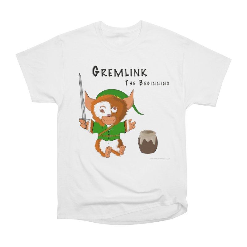 Gremlink Women's Heavyweight Unisex T-Shirt by Every Drop's An Idea's Artist Shop