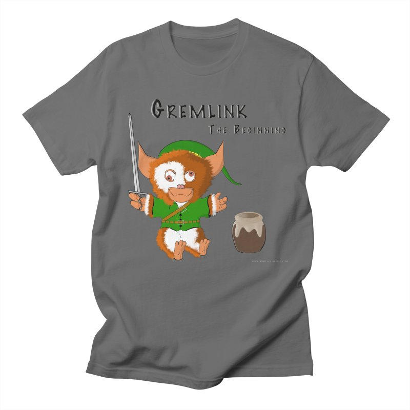 Gremlink All Genders T-Shirt by Every Drop's An Idea's Artist Shop