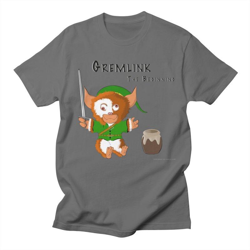 Gremlink Feminie T-Shirt by Every Drop's An Idea's Artist Shop