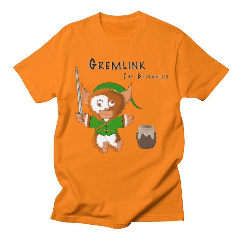 Gremlink Men's Regular T-Shirt by Every Drop's An Idea's Artist Shop