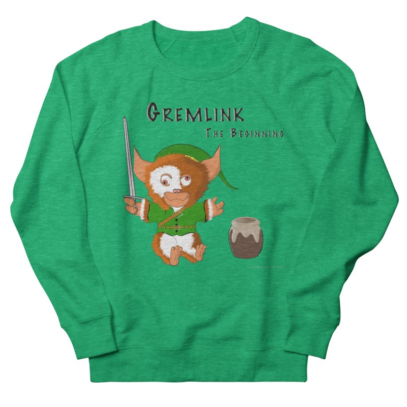 Gremlink Women's Sweatshirt by Every Drop's An Idea's Artist Shop
