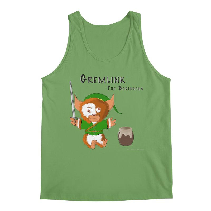 Gremlink Men's Tank by Every Drop's An Idea's Artist Shop