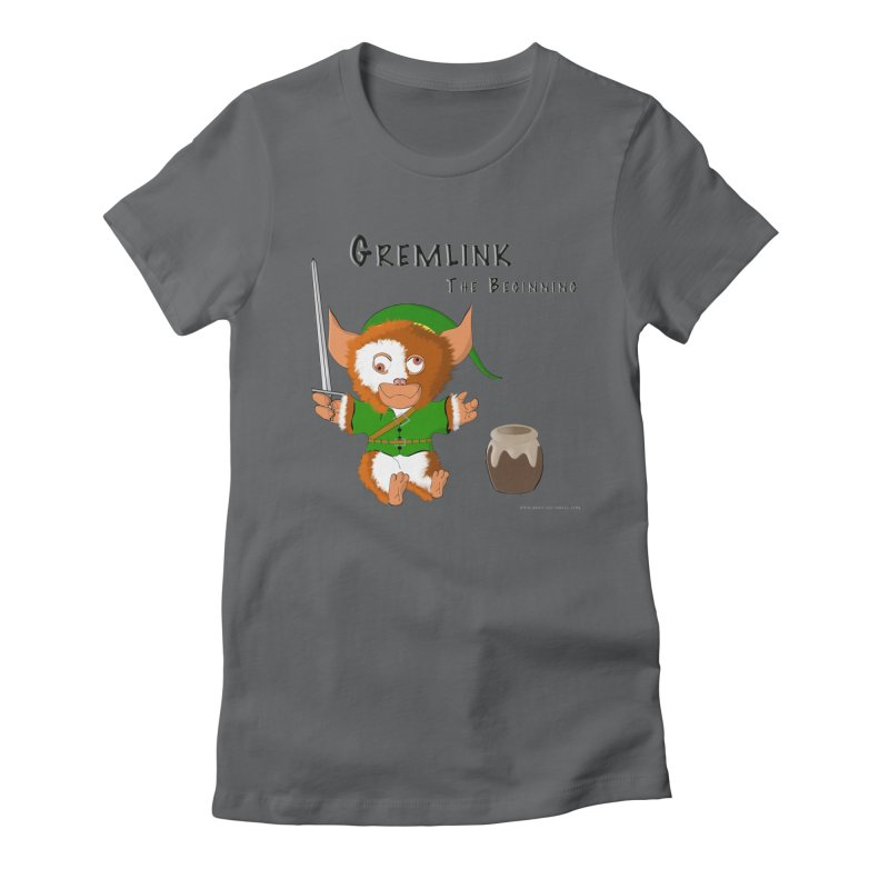 Gremlink Women's T-Shirt by Every Drop's An Idea's Artist Shop