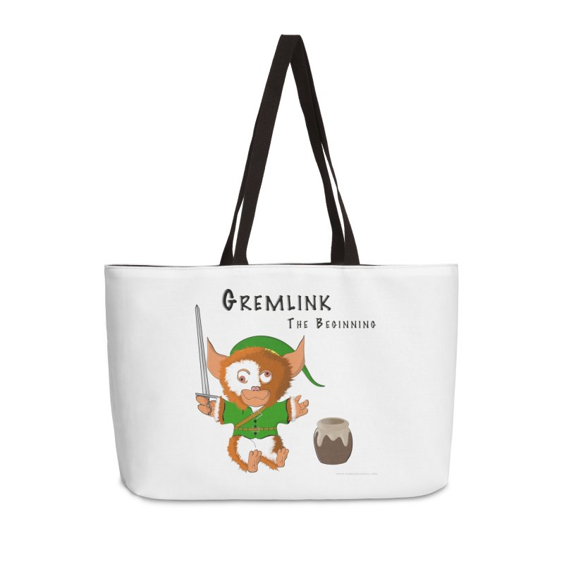 Gremlink Accessories Weekender Bag Bag by Every Drop's An Idea's Artist Shop