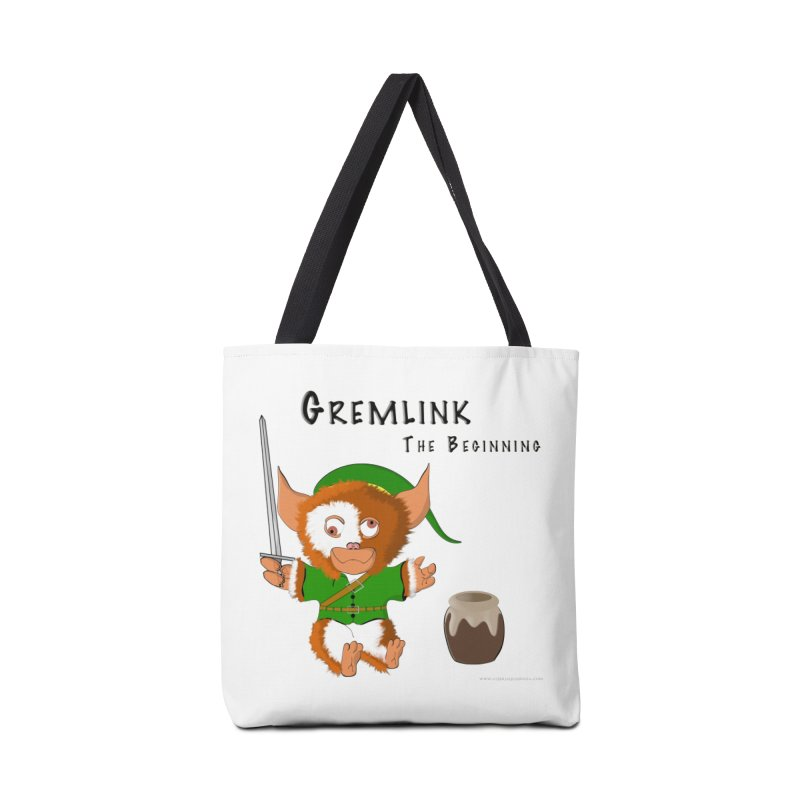 Gremlink Accessories Bag by Every Drop's An Idea's Artist Shop