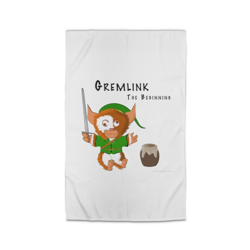 Gremlink Home Rug by Every Drop's An Idea's Artist Shop
