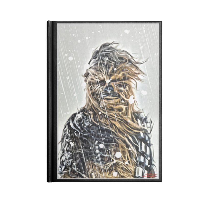 Chewbacca Accessories Lined Journal Notebook by Evolution Comics INC