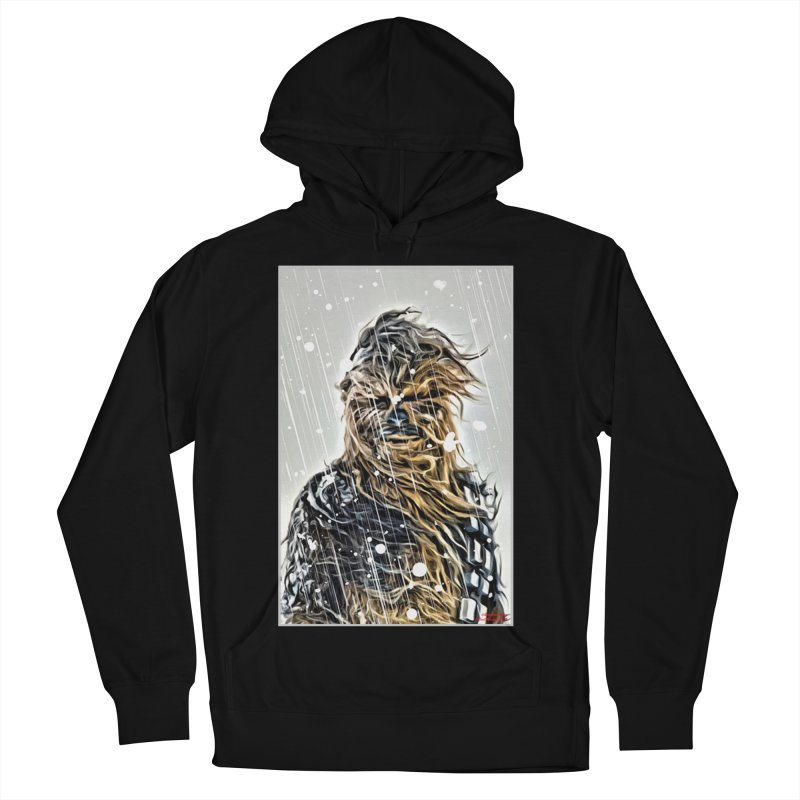 Chewbacca Women's French Terry Pullover Hoody by Evolution Comics INC