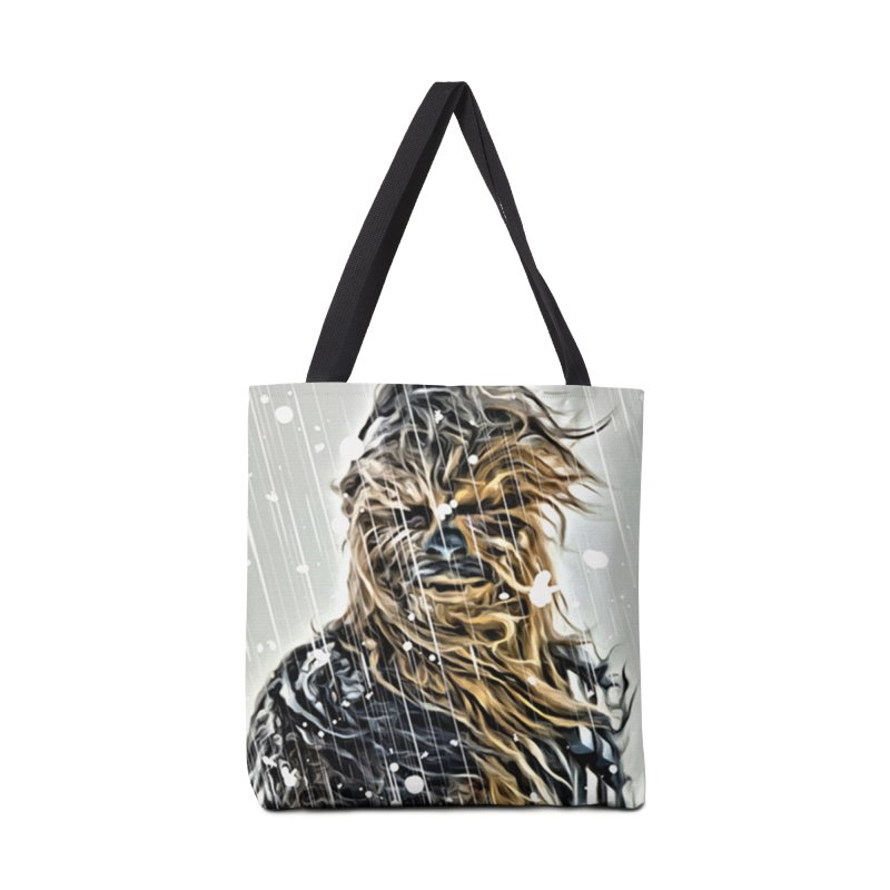 Chewbacca Accessories Tote Bag Bag by Evolution Comics INC