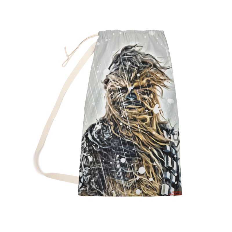 Chewbacca Accessories Laundry Bag Bag by Evolution Comics INC
