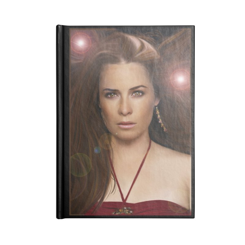 Piper Halliwell / Holly Marie Combs Accessories Lined Journal Notebook by Evolution Comics INC